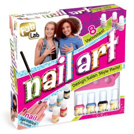 Fab Lab Nail Art