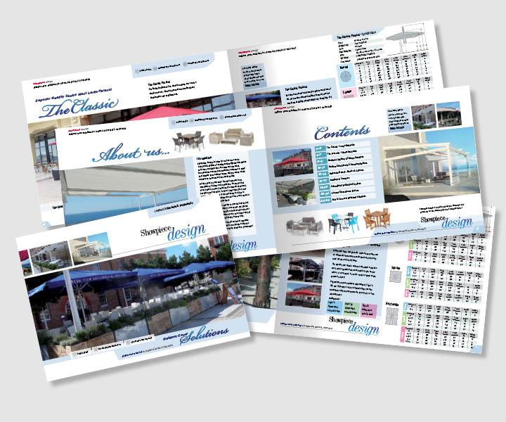 24 Page Brochure Design