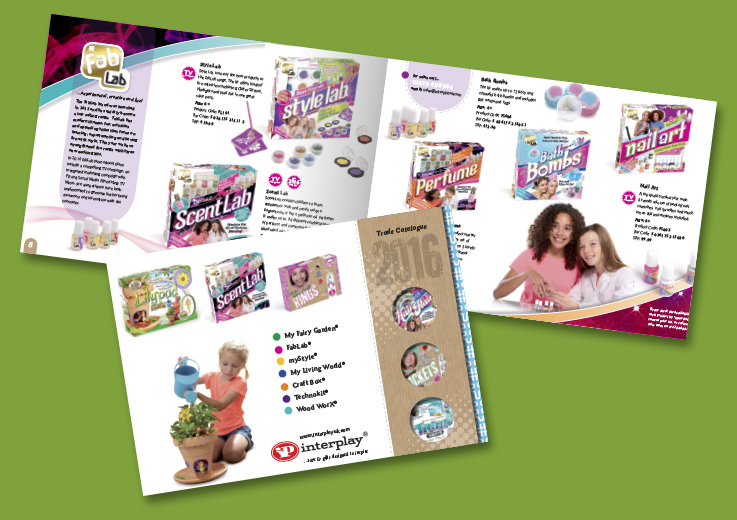 Brochure Design Marlow