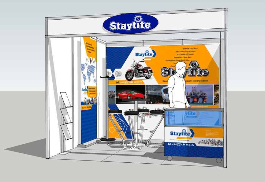 Staytite Exhibition