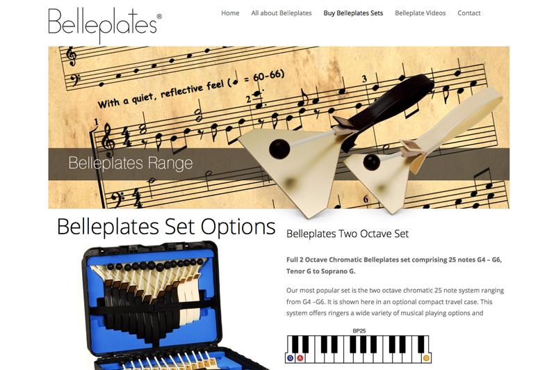 belleplates website