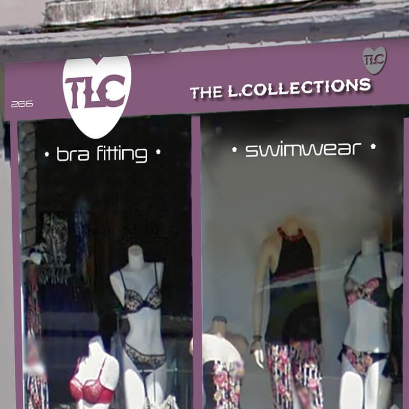 Shop front design Berkhamsted