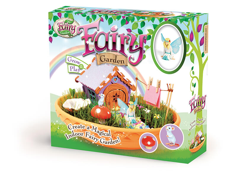 My Fairy Garden Packaging
