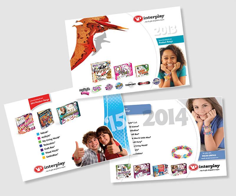 Interplay Catalogue Designss