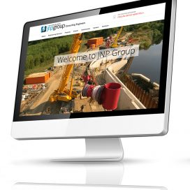 JNP Website Design - Adelante