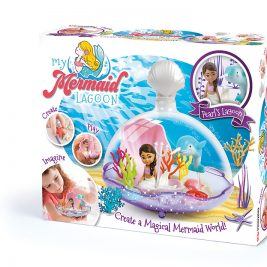 Mermaid Lagoon Packaging