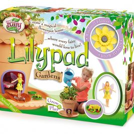 Lilypad Garden Packaging Design