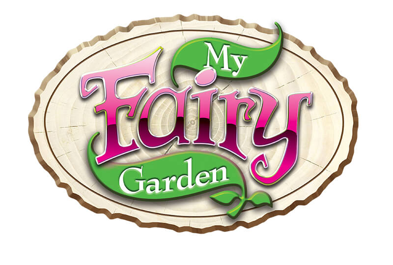 My Fairy Garden Logo Design
